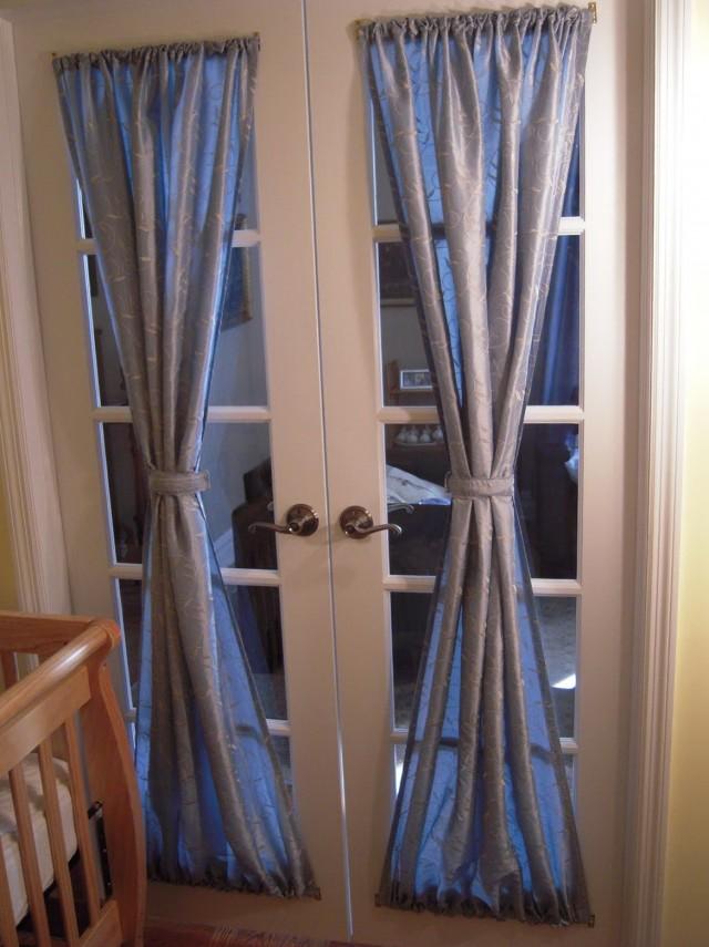 Door Window Curtain Ideas