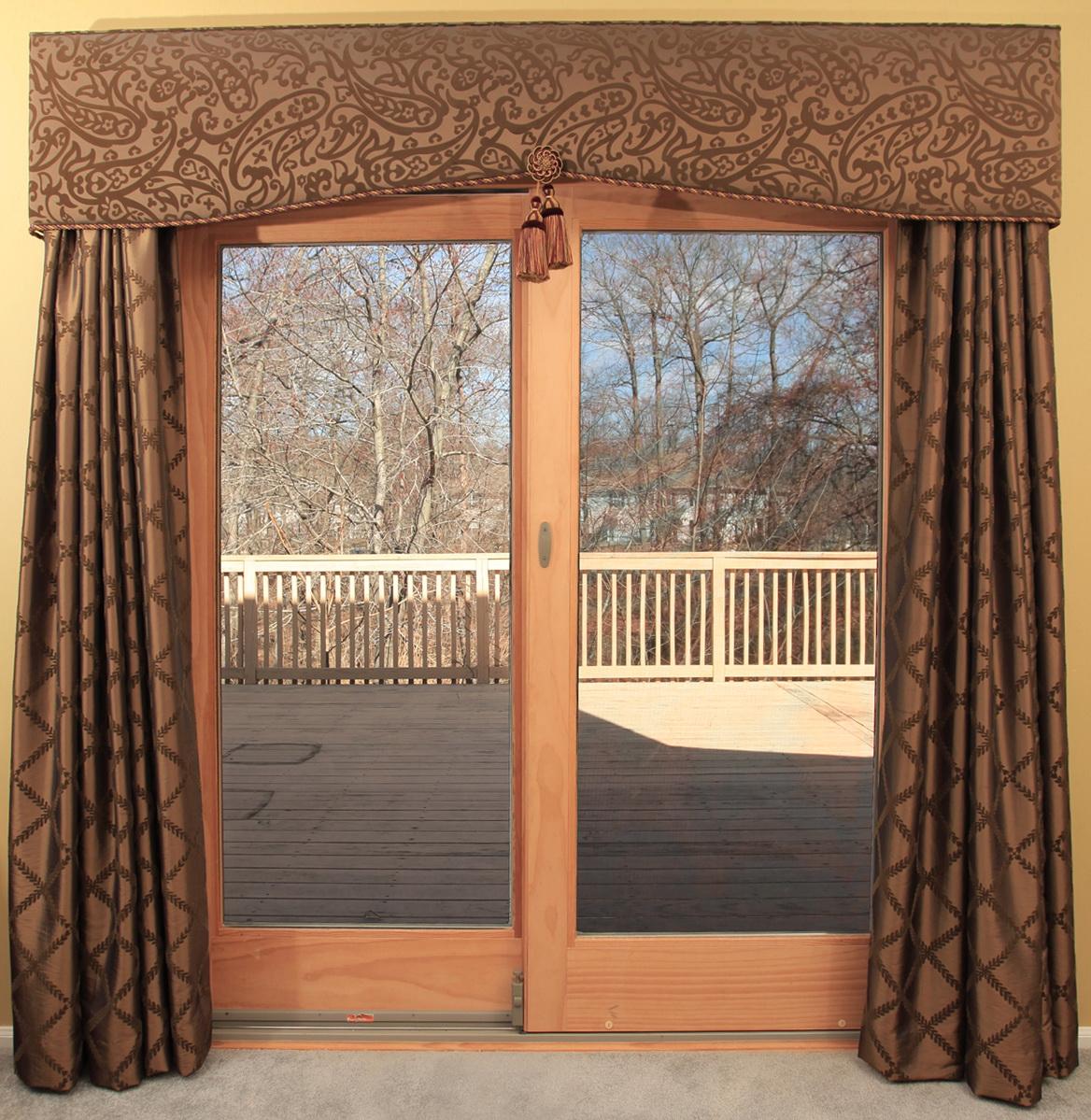 Door Window Curtains Small