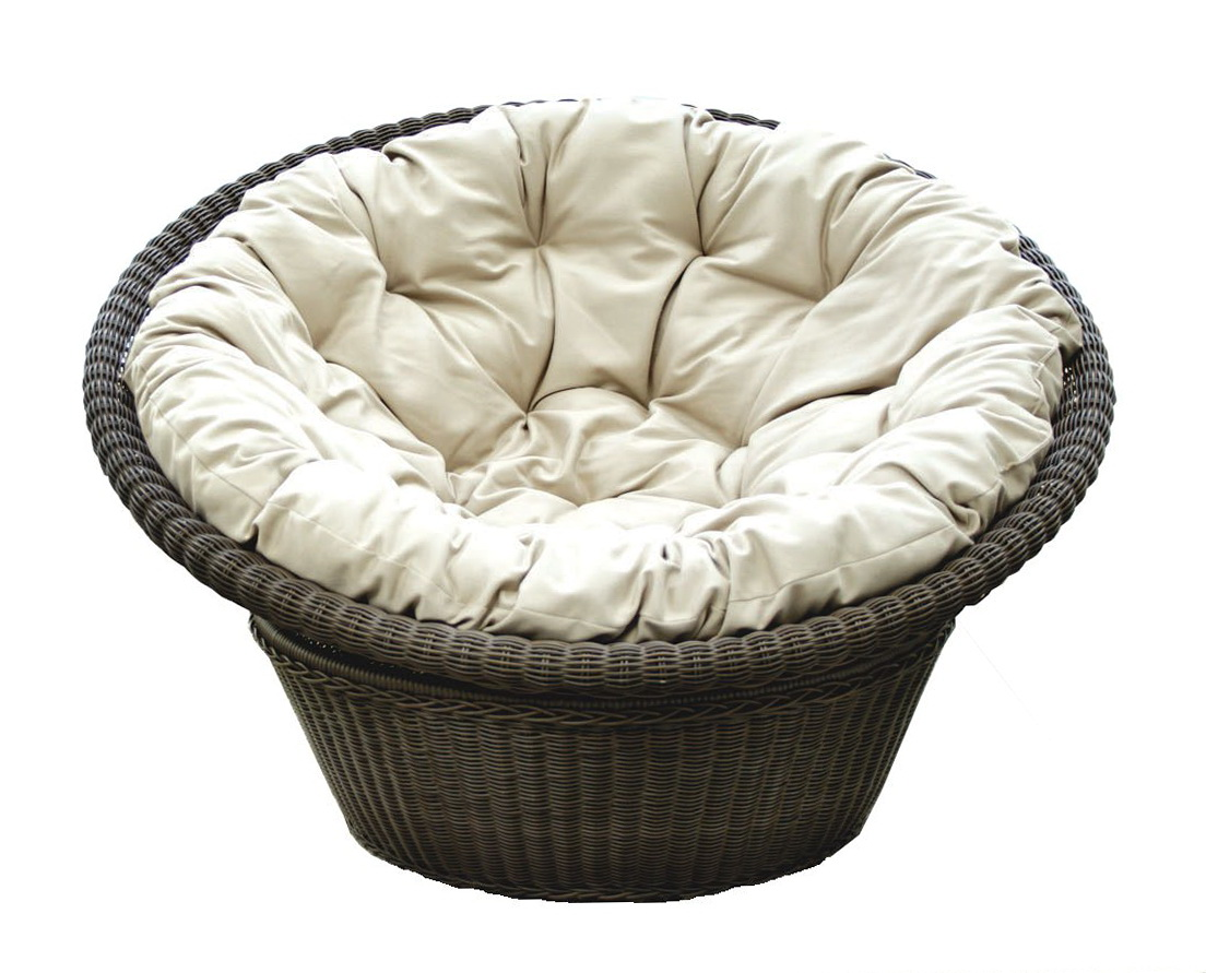 Double Papasan Cushion Replacement Home Design Ideas