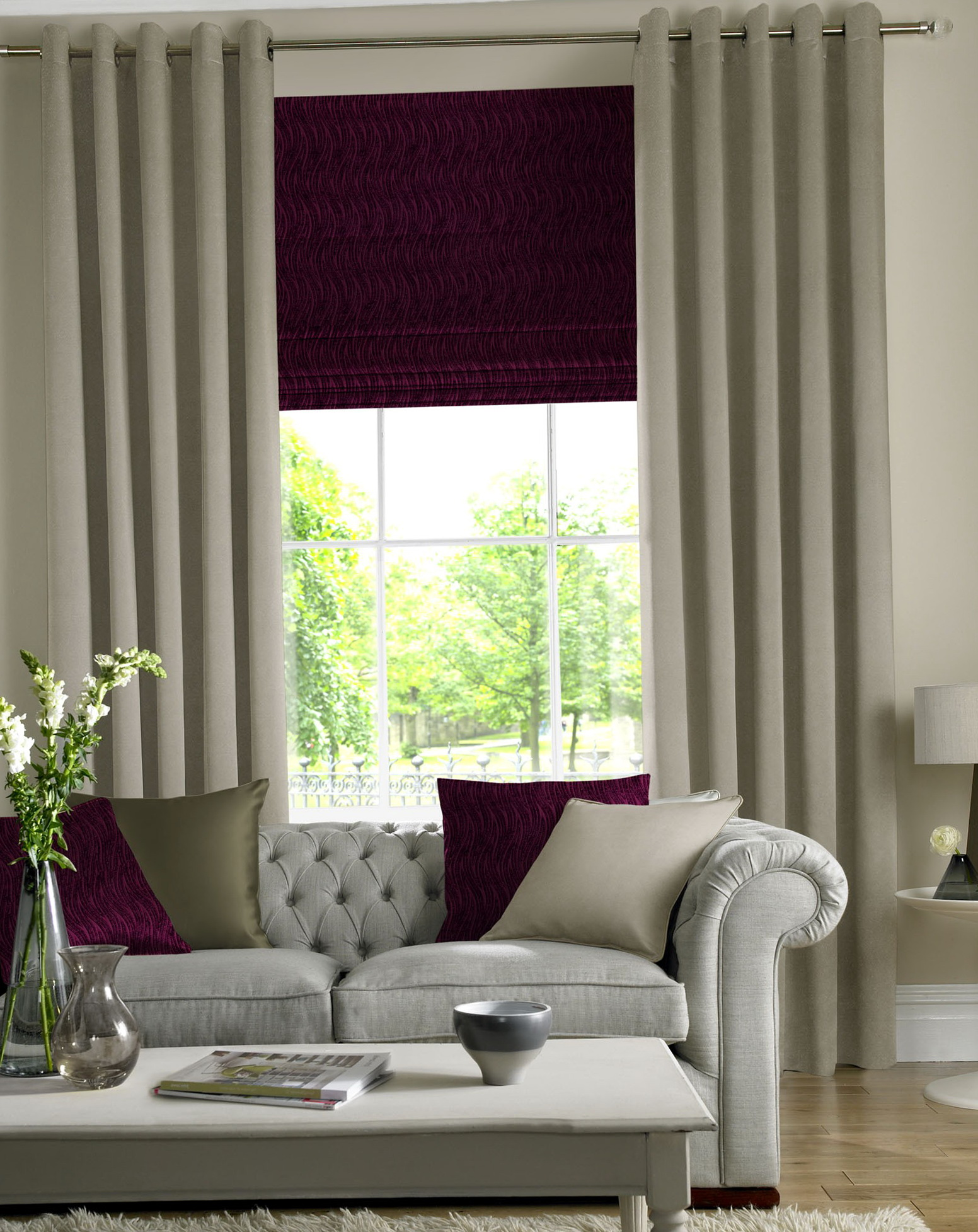 Extra Wide Blackout Curtains Uk Home Design Ideas