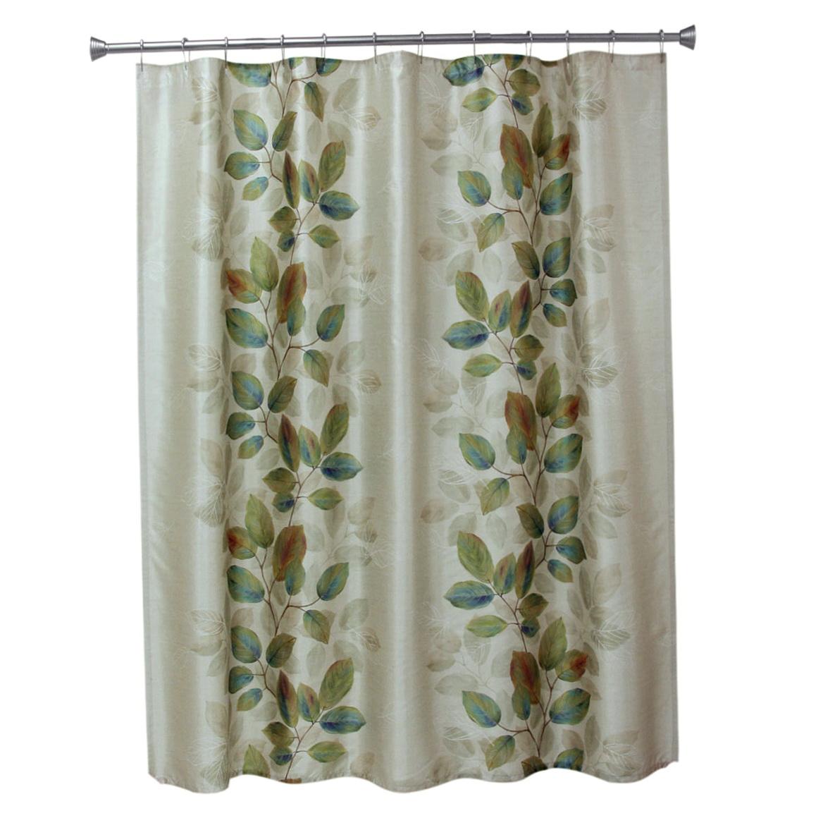 Fall Shower Curtains Accessories Home Design Ideas