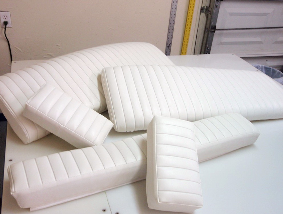 Foam Cushion Replacements Upholstery Home Design Ideas