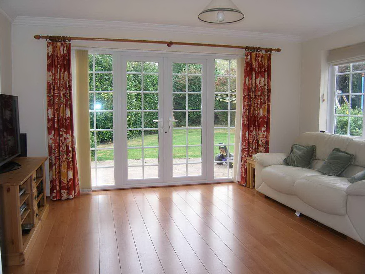 French Door Curtains Lowes
