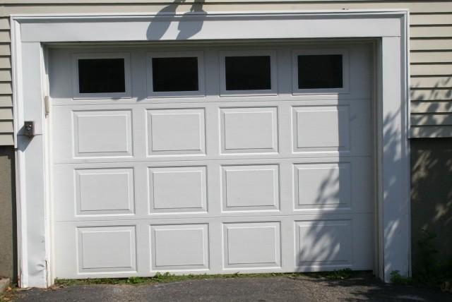 Garage Door Window Panel Curtains