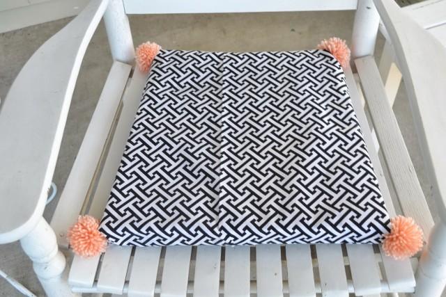 Glider Rocker Cushions Diy