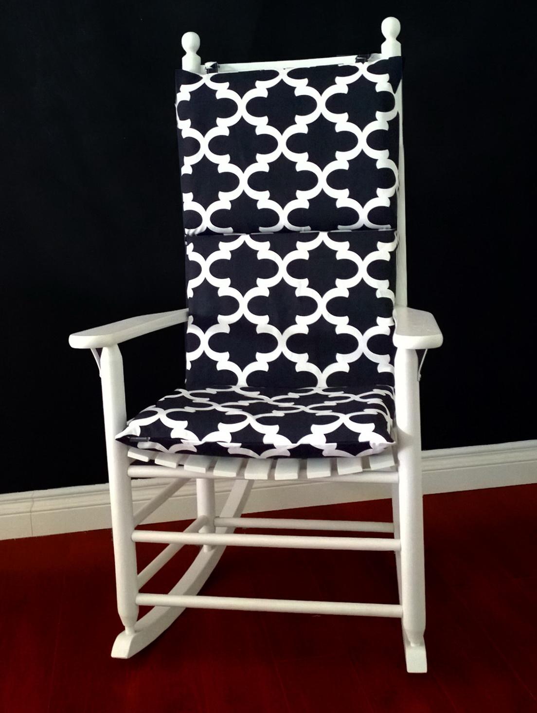 Glider Rocker Cushions Etsy Home Design Ideas