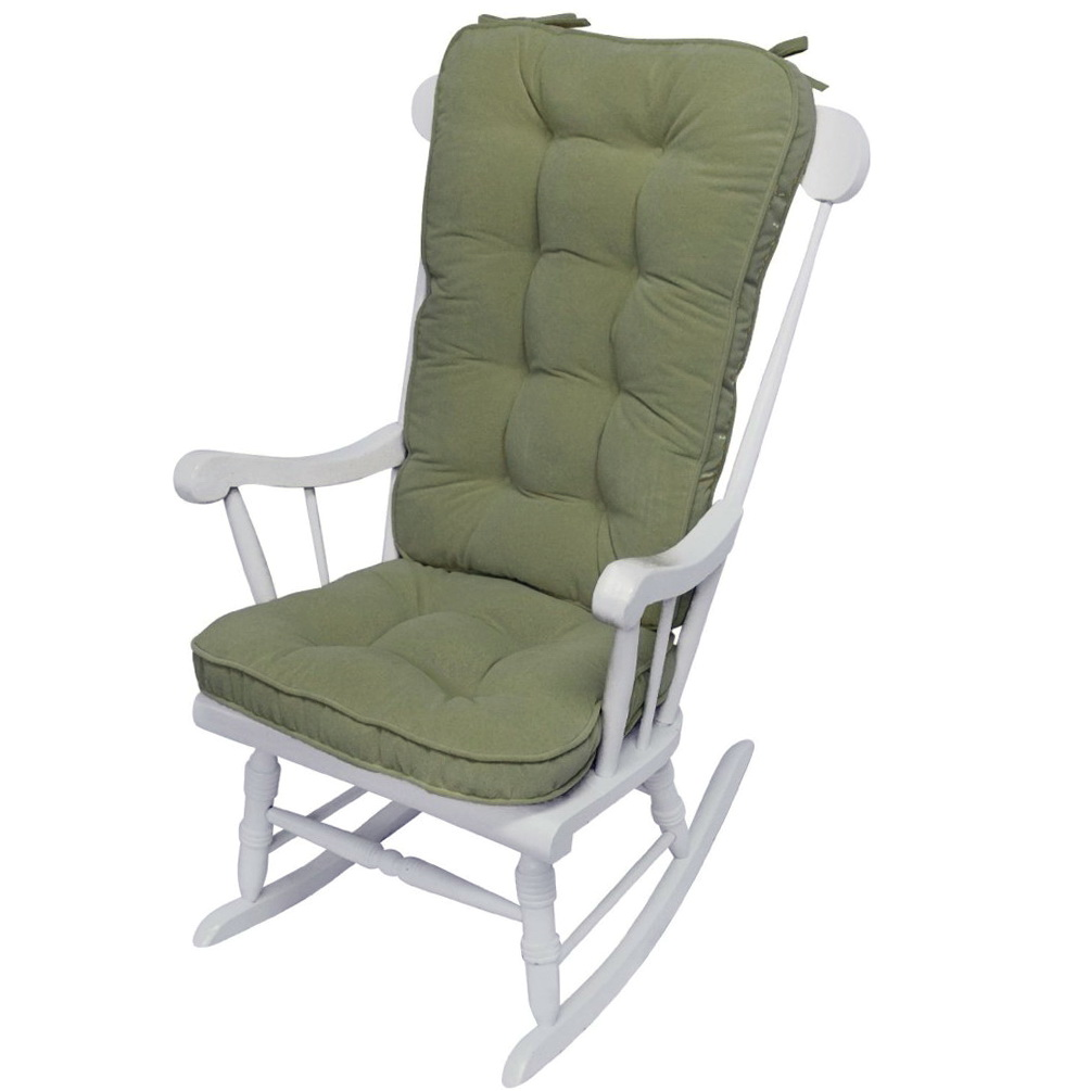 Glider Rocker Replacement Cushions Set Home Design Ideas