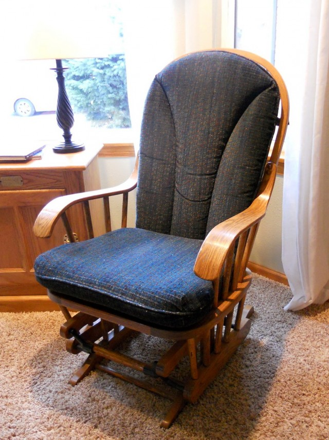 Glider Rocker Replacement Cushions Walmart