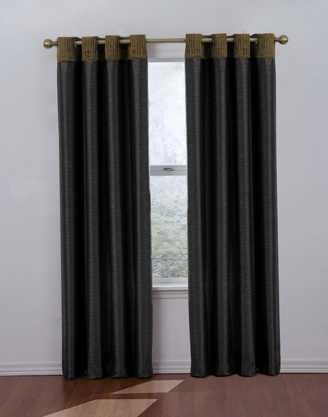 Grommet Blackout Curtains 84