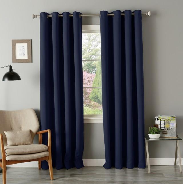 Grommet Blackout Curtains 95