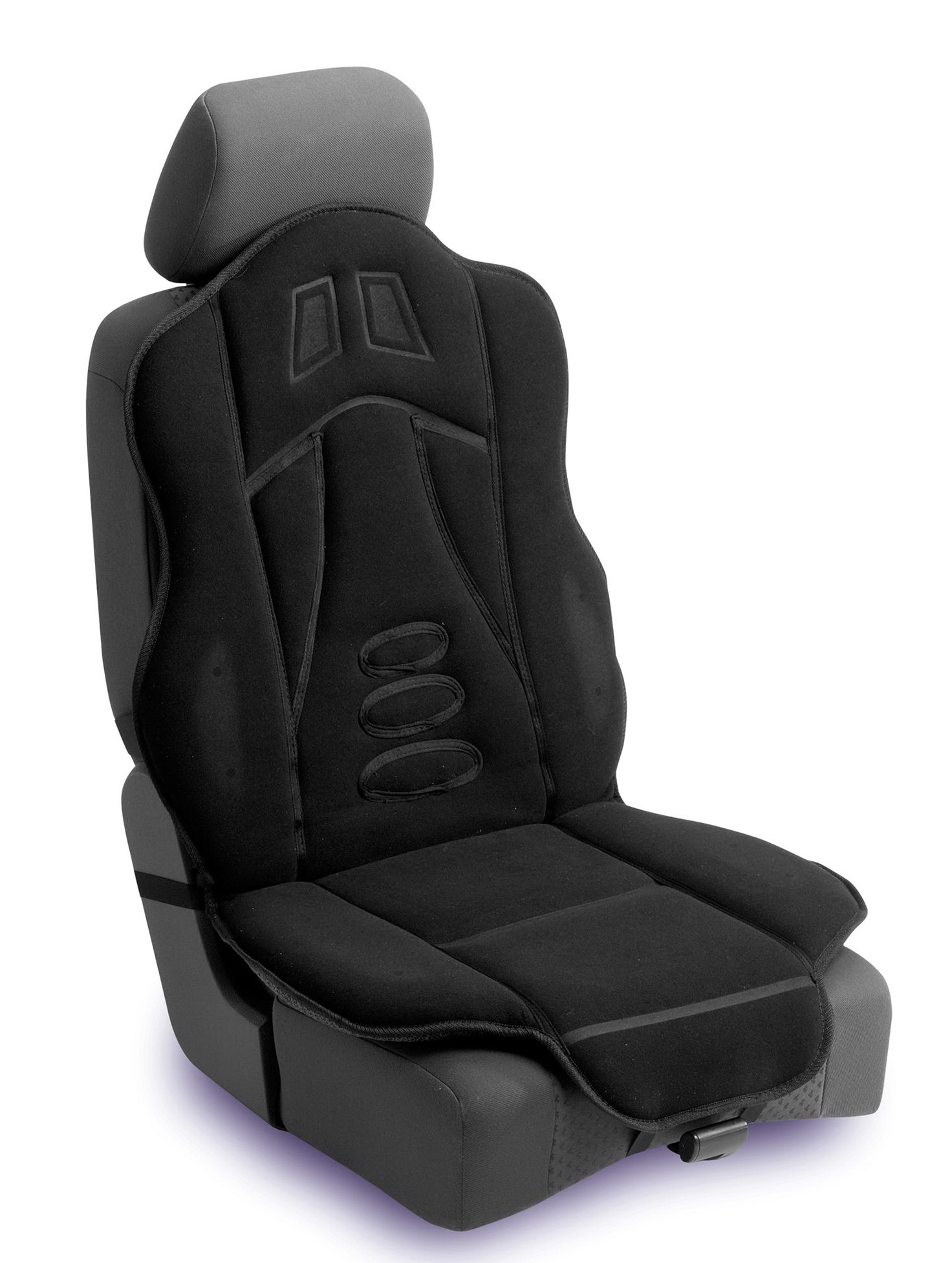 Heated Car Seat Cushion And Lumbar Back Support Products
