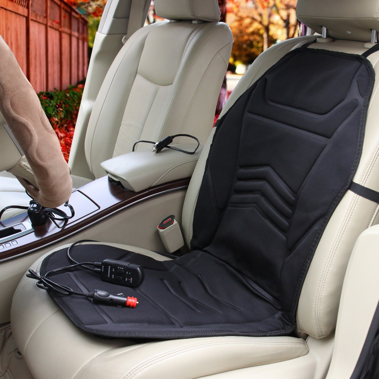 Heated Car Seat Cushion Uk