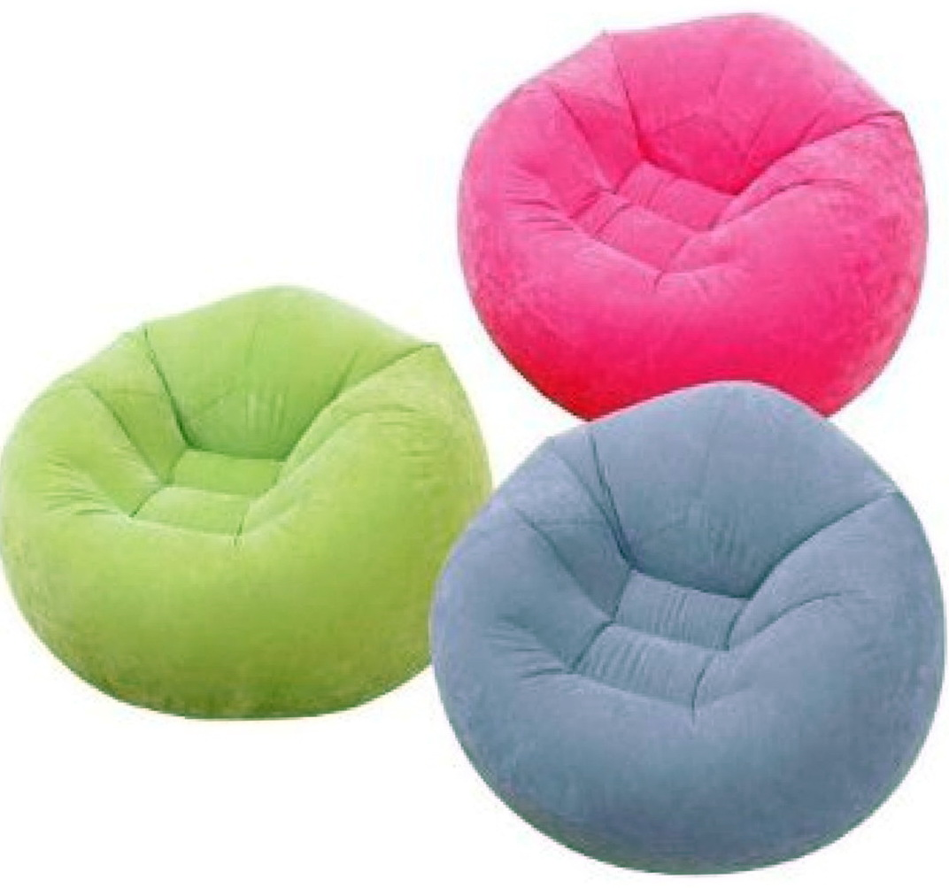 Inflatable Seat Cushion For Wheelchair