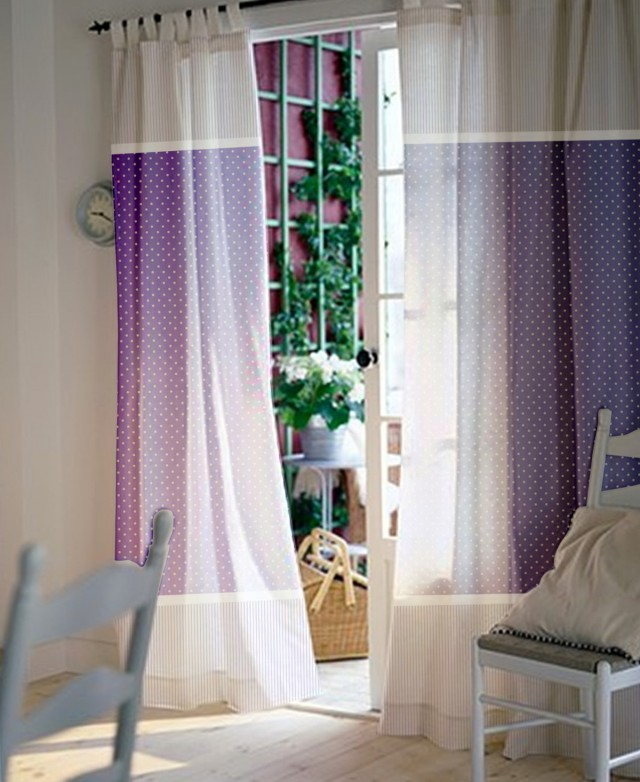 Kids Bedroom Curtains Design