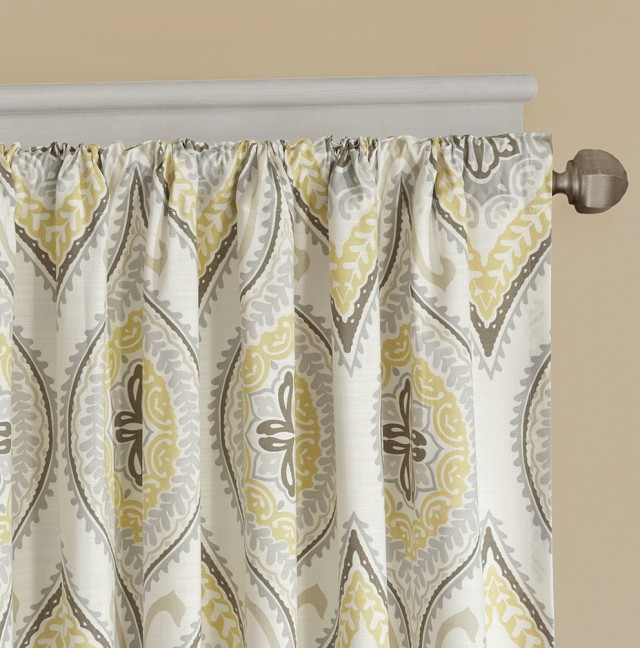 Lanterna Window Curtain Panels