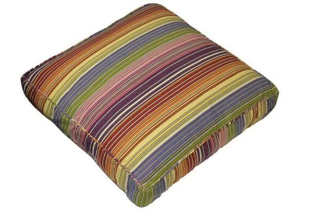 Large Square Floor Cushions