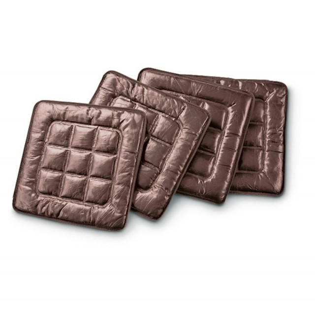 Leather Dining Chair Cushions