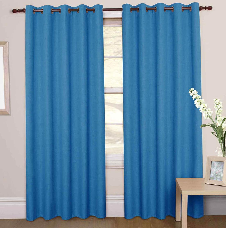 Light Blue Blackout Curtains Home Design Ideas