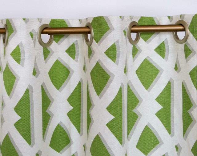 Lime Green Blackout Curtains