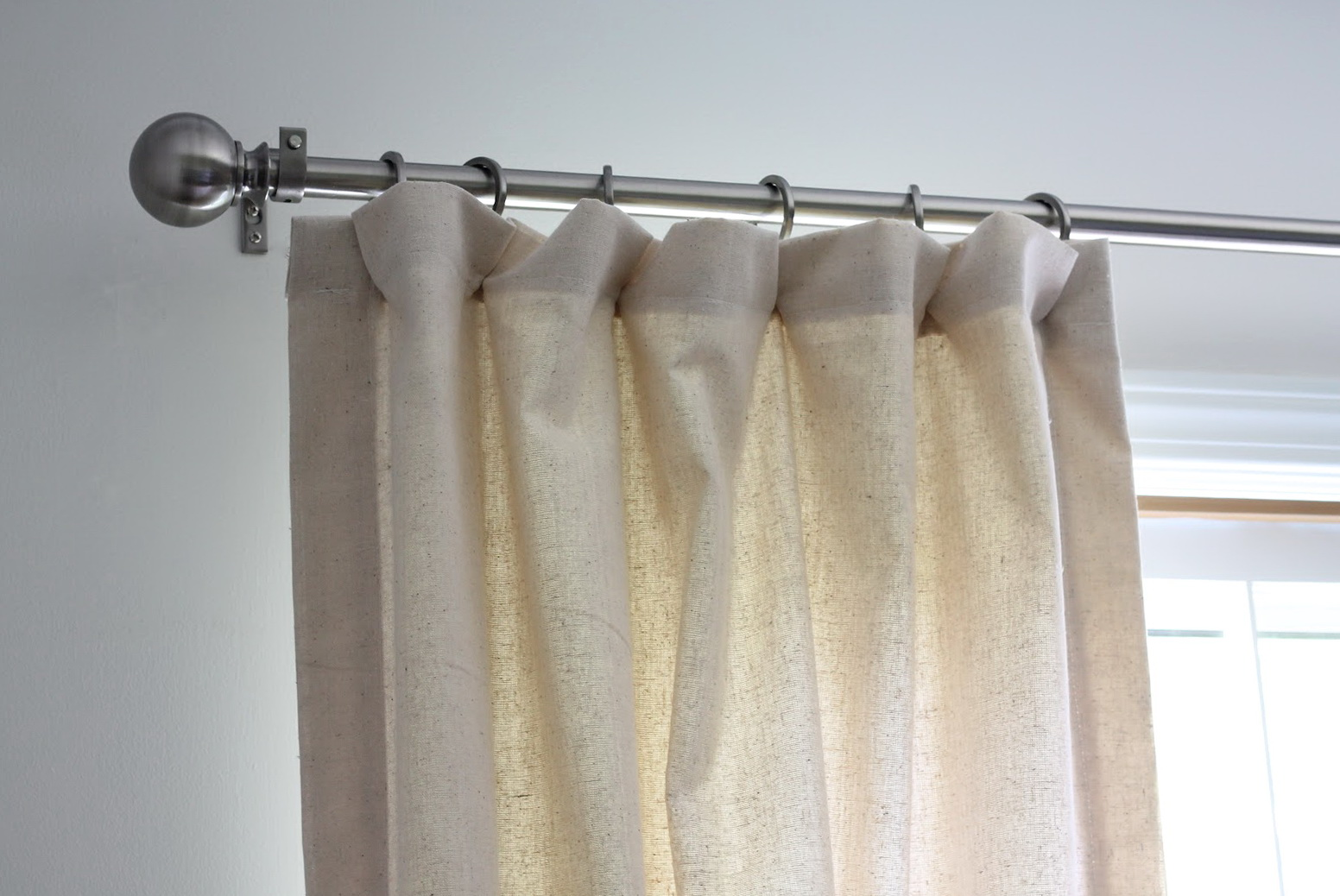 Lined Curtain Panels Diy Home Design Ideas