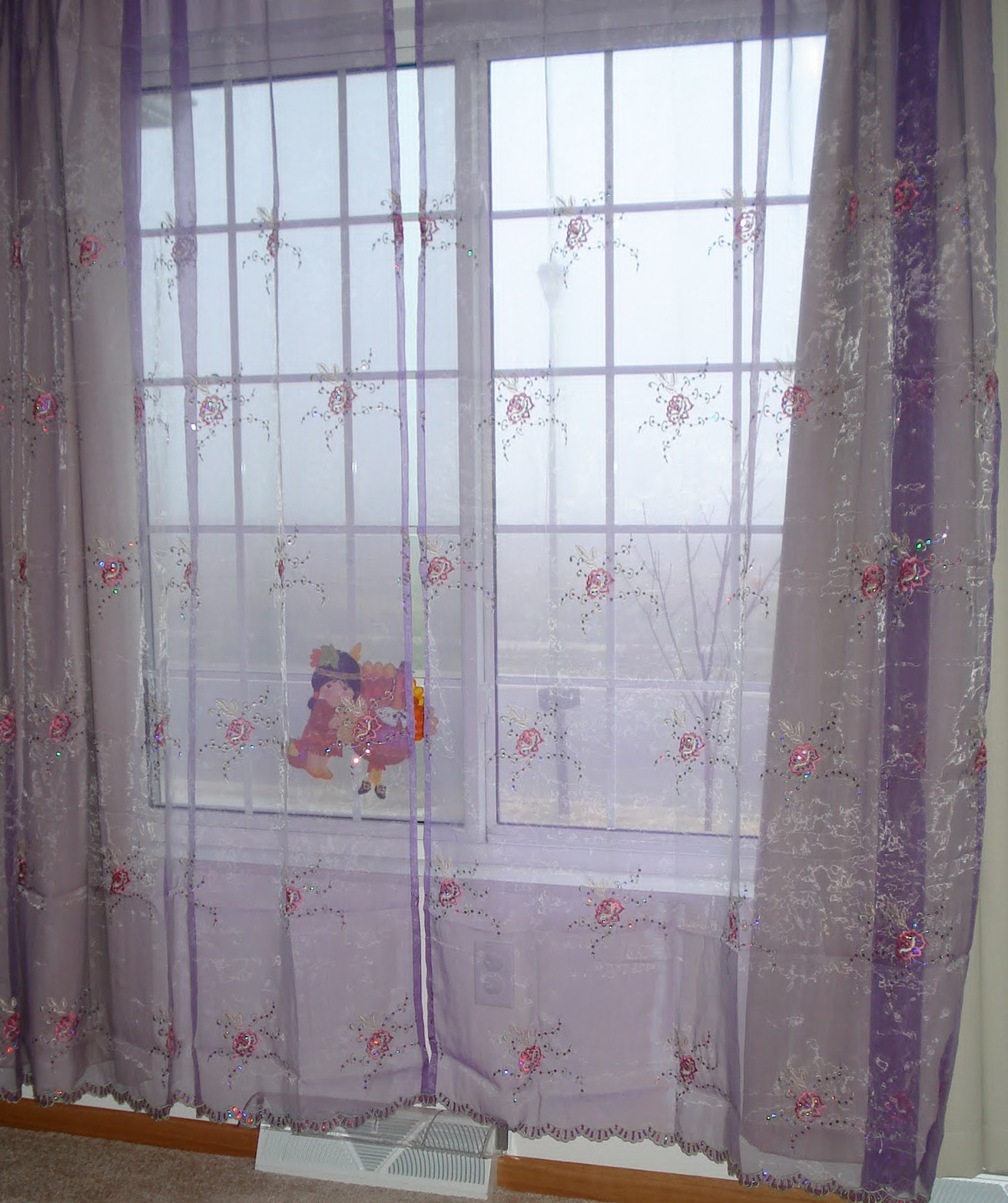 Little Girls Bedroom Curtains Home Design Ideas