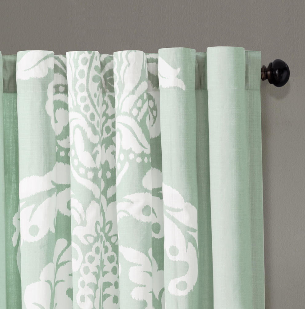 Lucia Window Curtain Panels