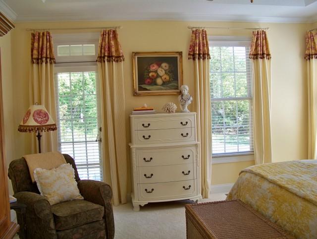 Master Bedroom Curtains Ideas