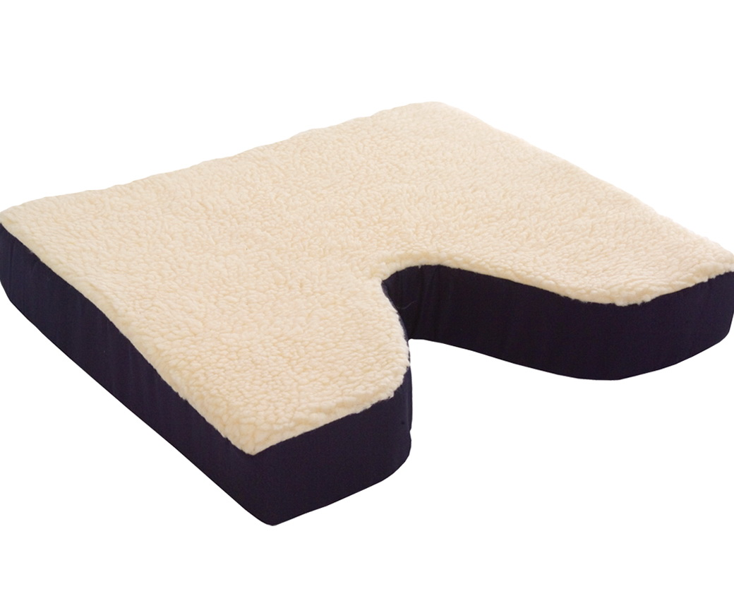Memory Foam Seat Cushion With Coccyx Cut Out Home Design
