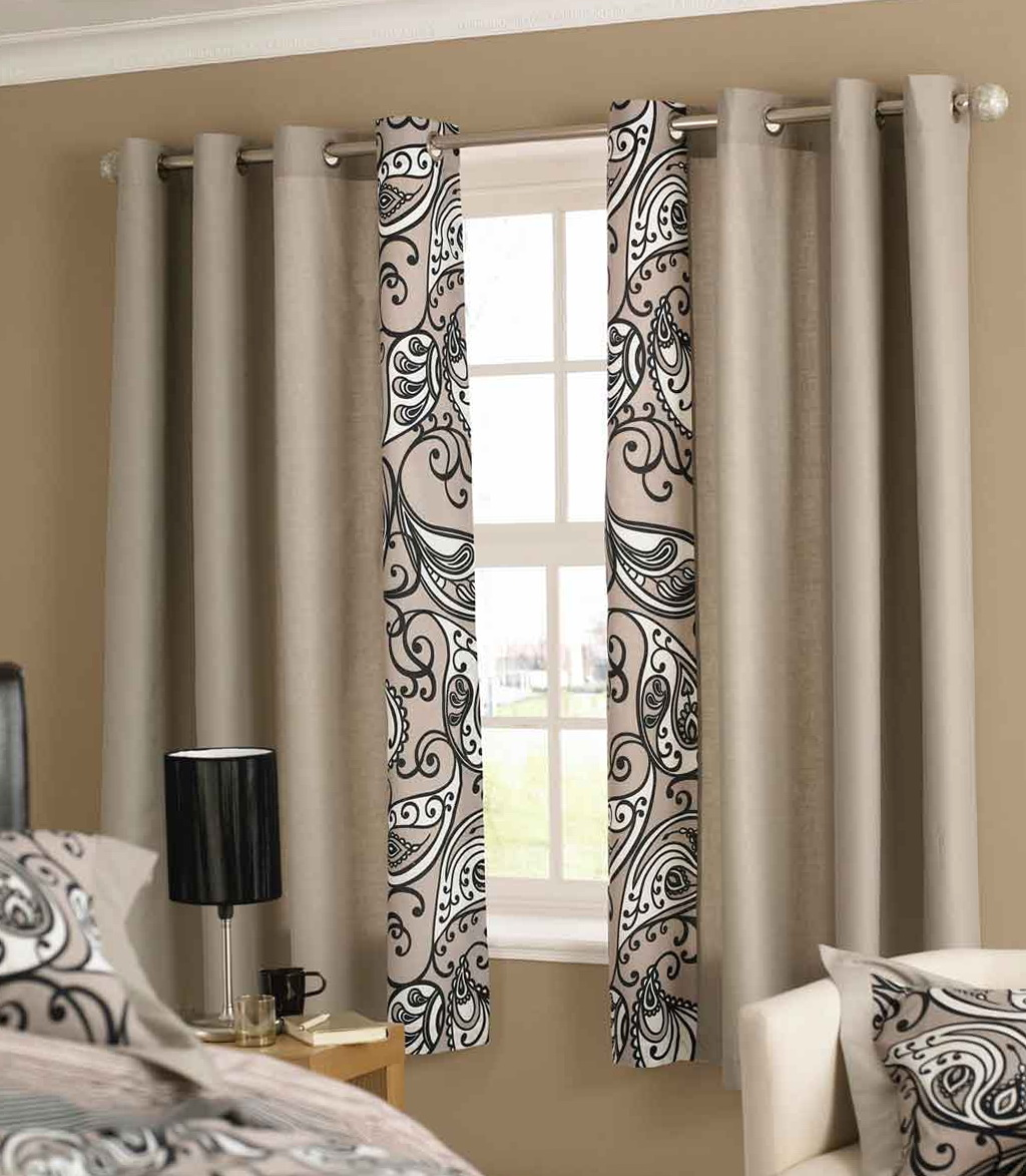 Modern Bedroom Curtains Ideas | Home Design Ideas