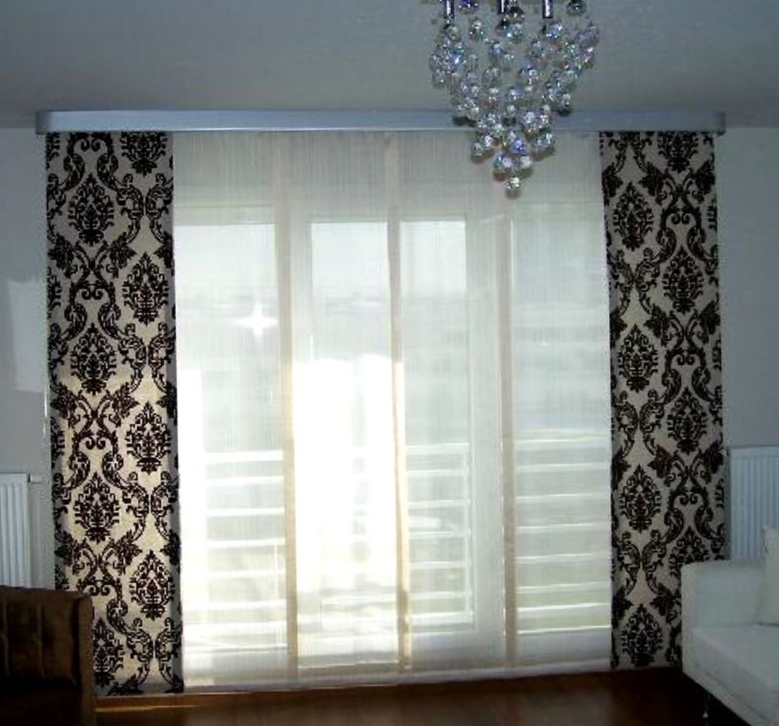 Modern Kitchen Valance Curtains