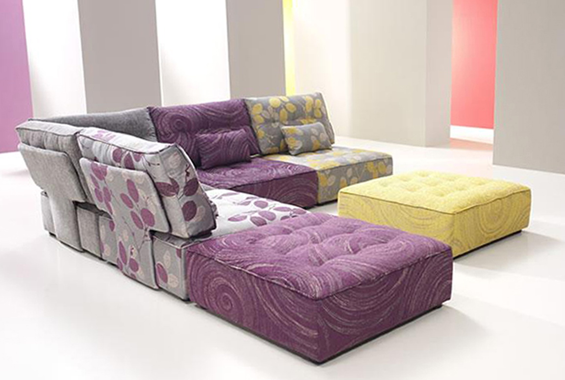 Modular Floor Cushion Seating Home Design Ideas