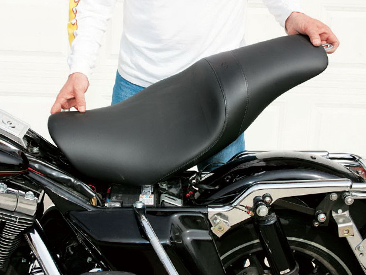 Motorcycle Seat Cushions Harley Home Design Ideas