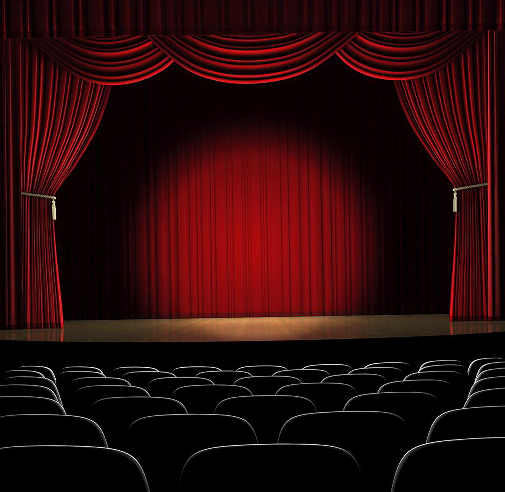 Movie Theater Curtains Png