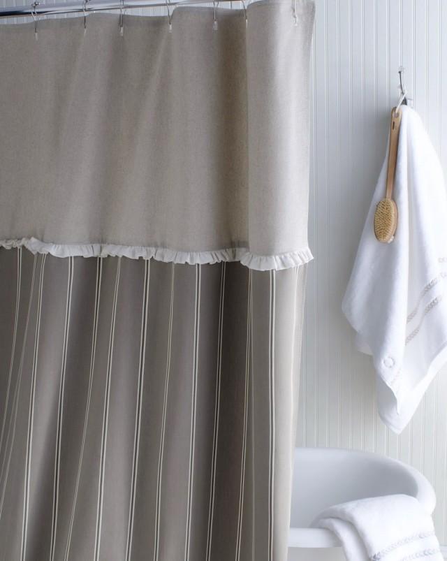 Organic Shower Curtain Liner Home Design Ideas