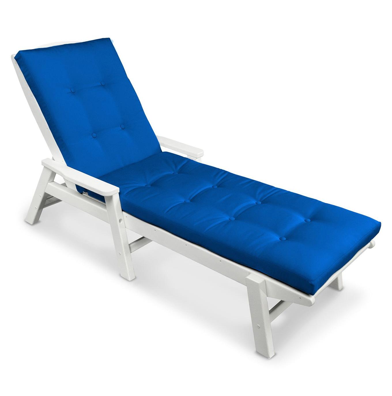Outdoor Chaise Cushions Sunbrella