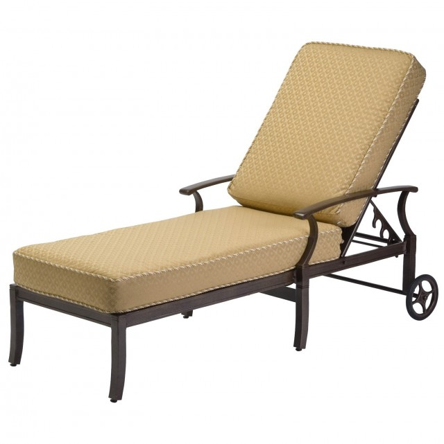 Outdoor Chaise Lounge Cushions Canada