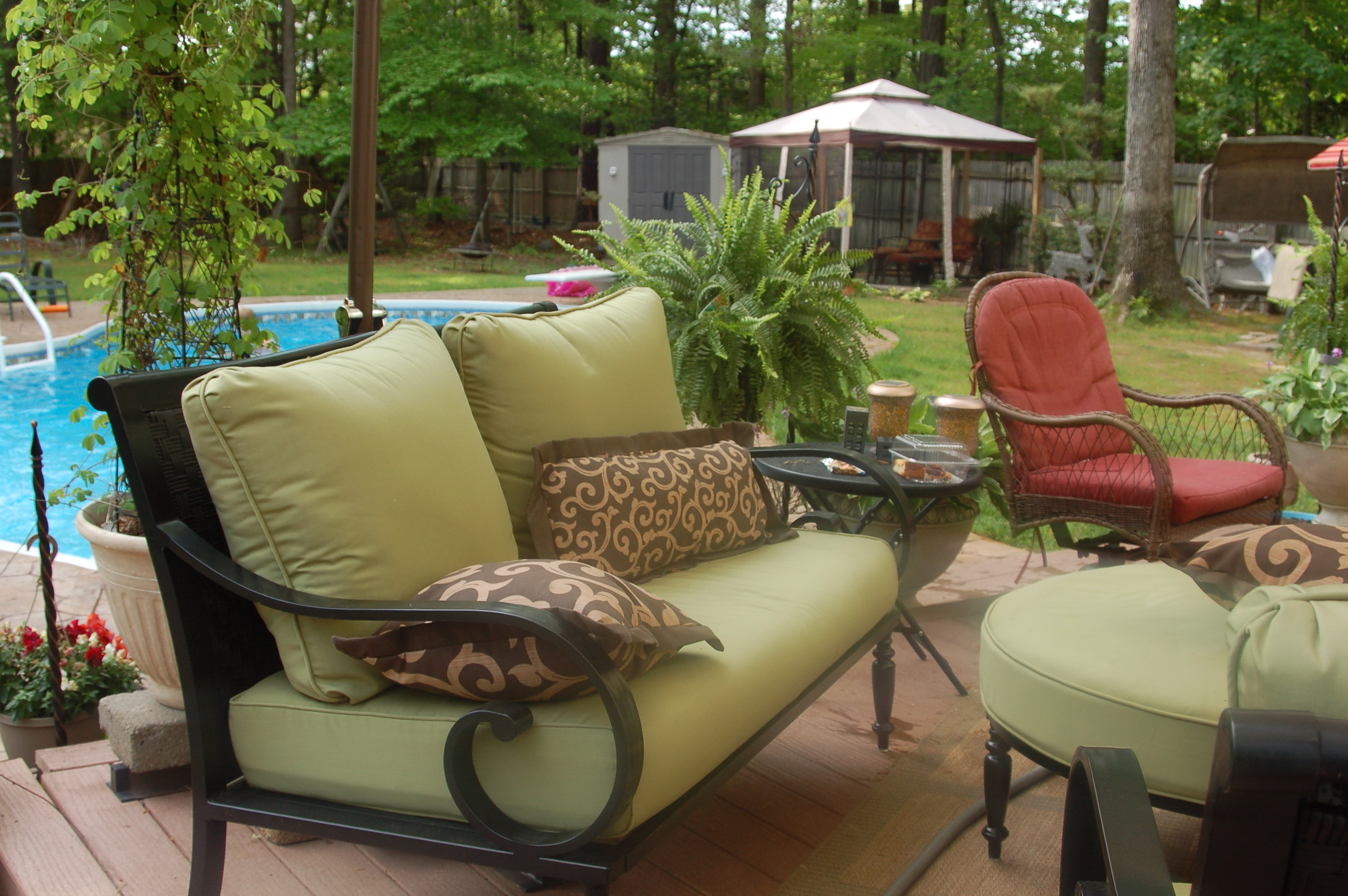 Outdoor Couch Cushions Walmart