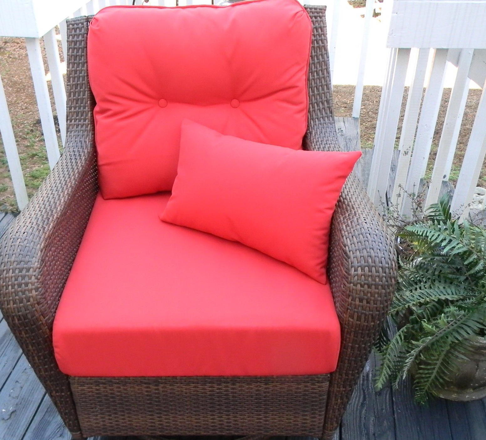 Outdoor Deep Seat Cushions Sale Home Design Ideas