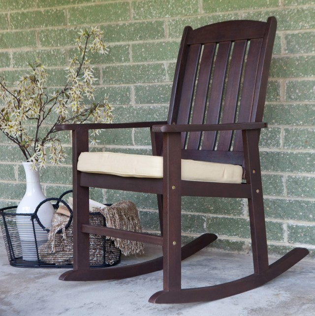 Outdoor Rocking Chair Cushions Walmart