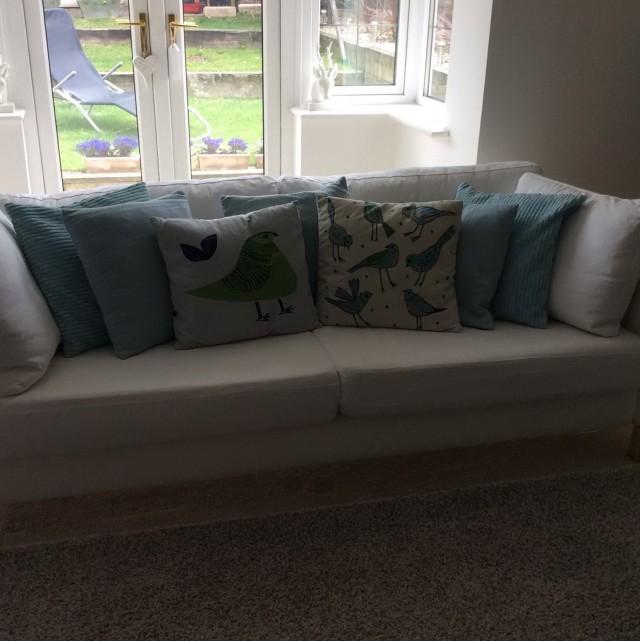 Outdoor Sofa Cushions Ikea