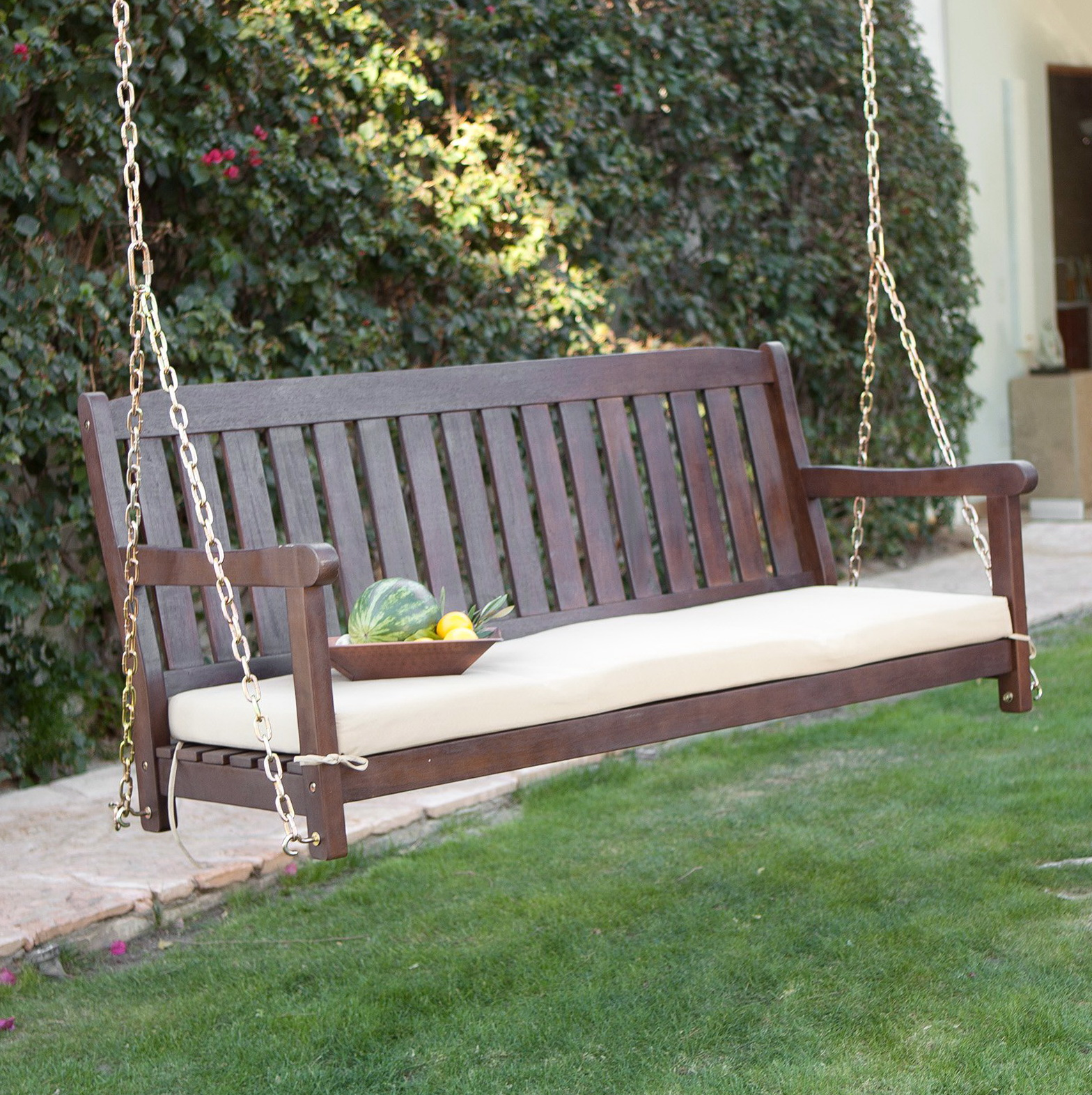 Outdoor Swing Cushions 5ft Home Design Ideas