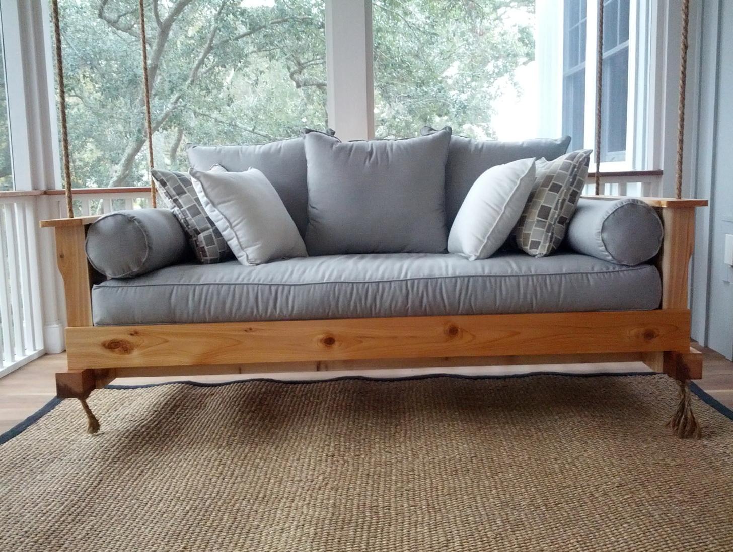 Outdoor Swing Cushions Canada Home Design Ideas
