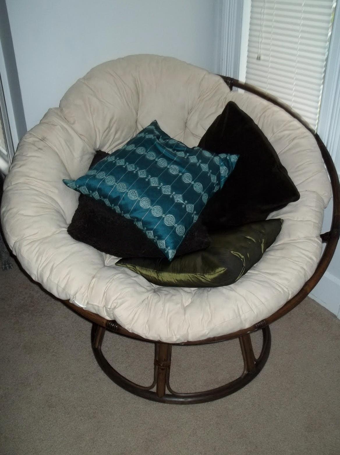 Papasan Chair Cushions Cheap Home Design Ideas