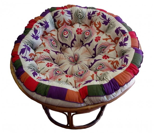 Papasan Cushion Cover Cheap
