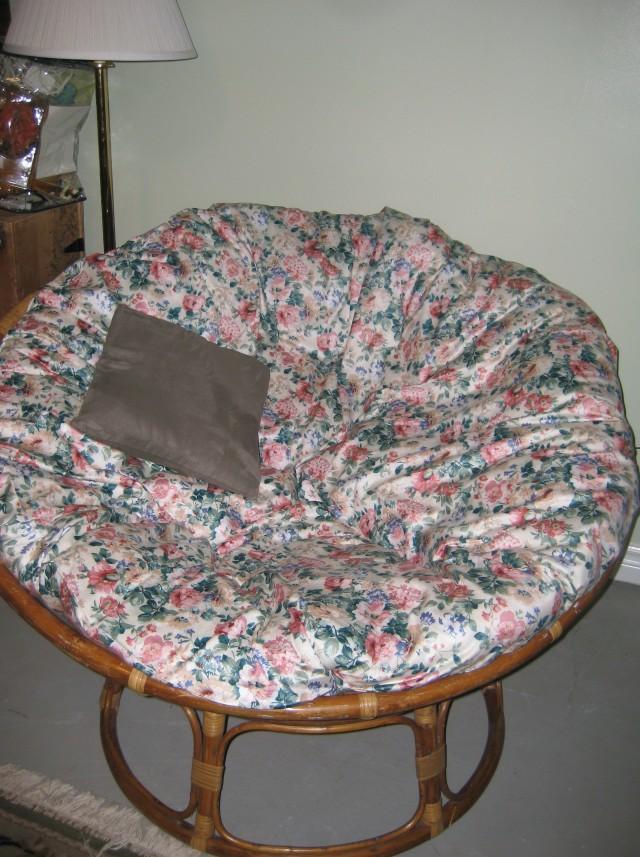 Papasan Cushion Cover Etsy
