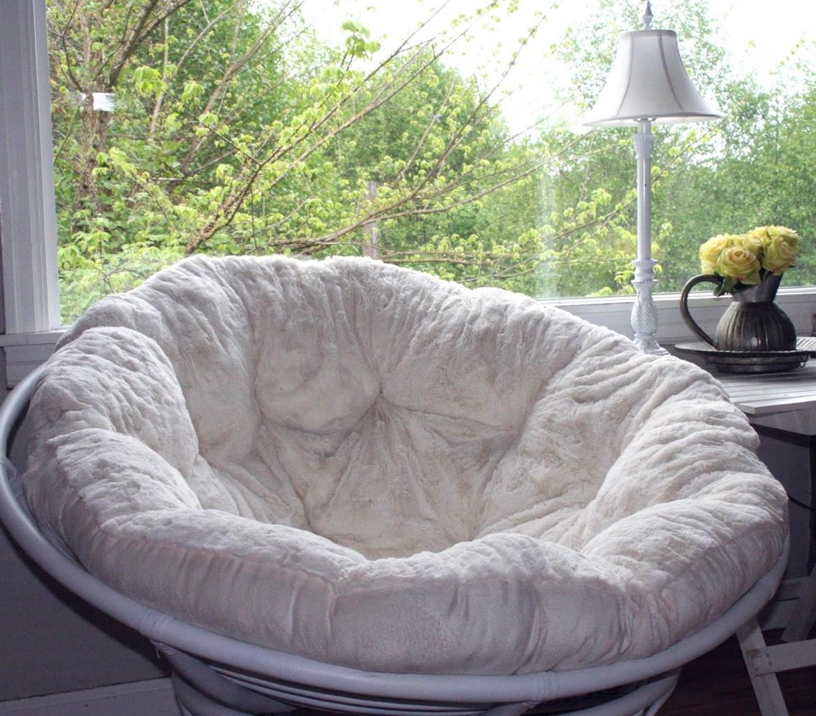 Papasan Cushion Cover Pier 1