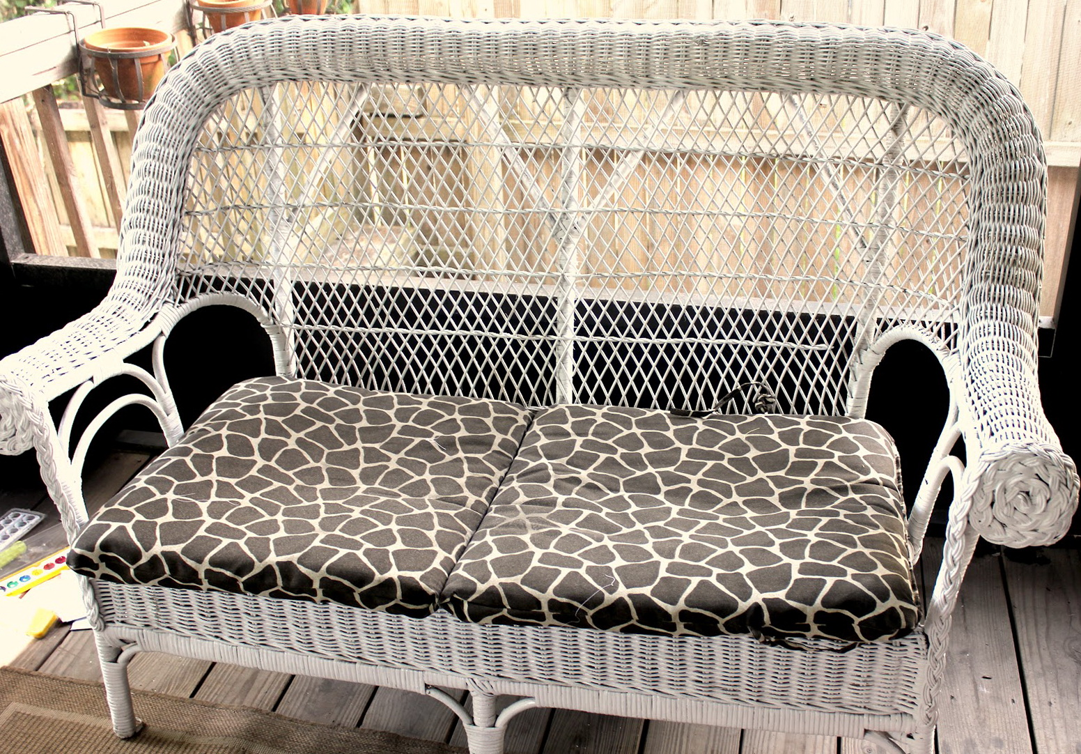 Patio Seat Cushions Target