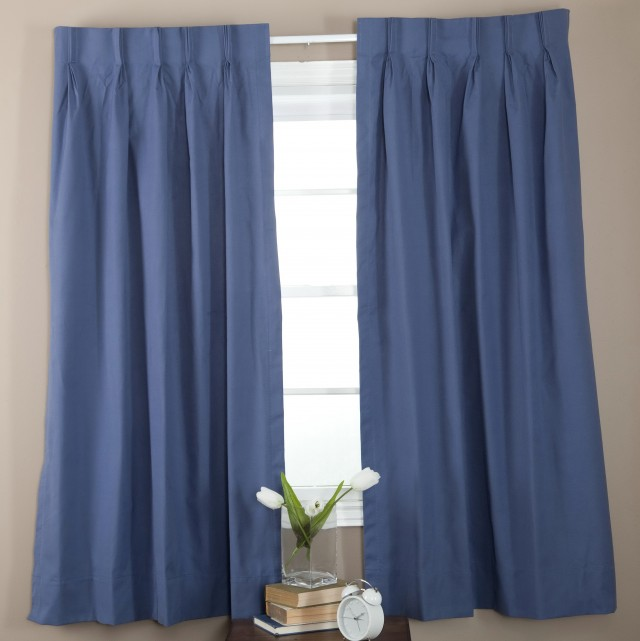 Pinch Pleated Curtains For Traverse Rod Home Design Ideas