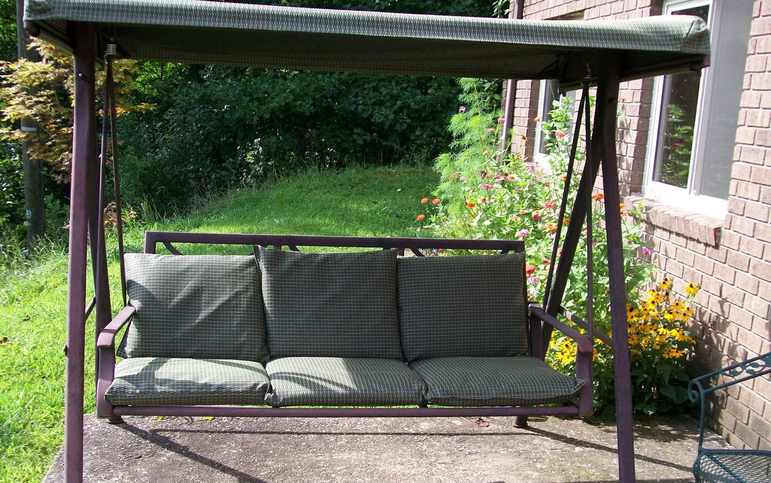 Porch Swing Cushions Clearance Home Design Ideas