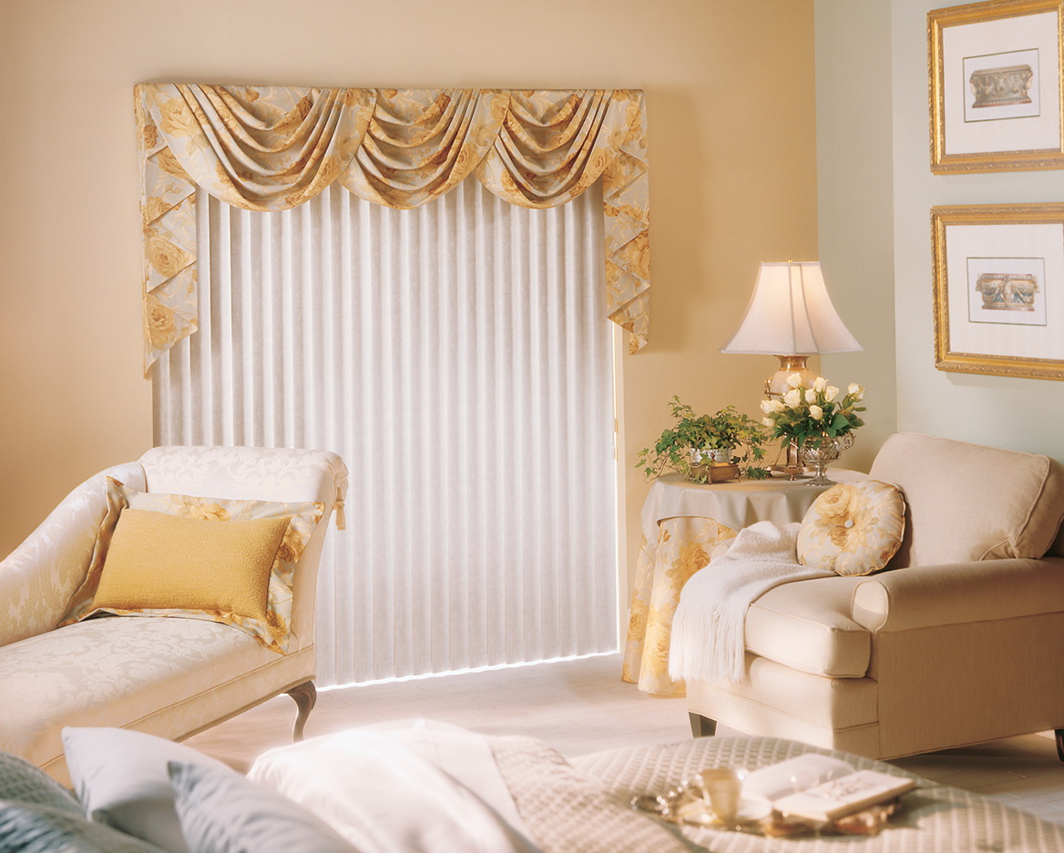 Putting Curtains Over Vertical Blinds Home Design Ideas